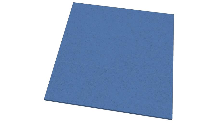 EliAcoustic Regular Panel 60.2 Pure Blue