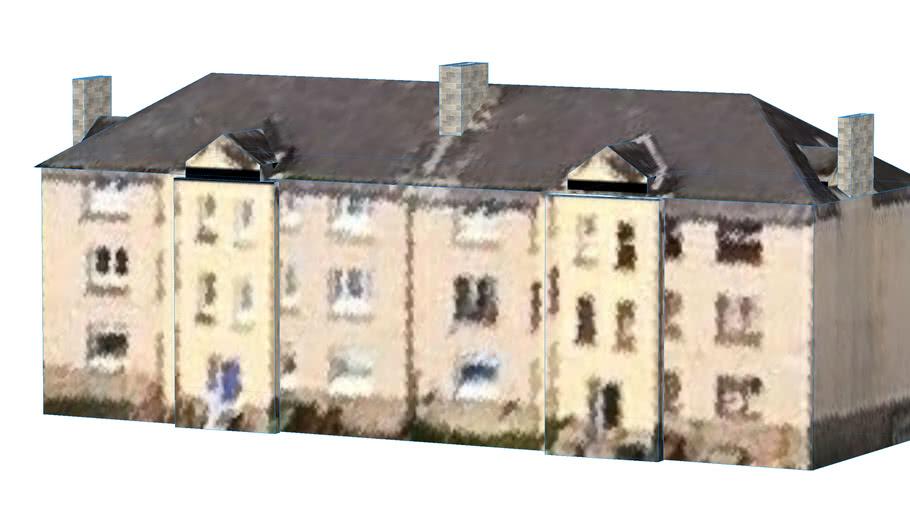 Edinburgh, Midlothian, İngiltere adresindeki yapı-89