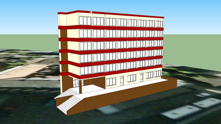 OFFICE BUILDING ON 18a KROLOWEJ JADWIGI STREET IN BYDGOSZCZ