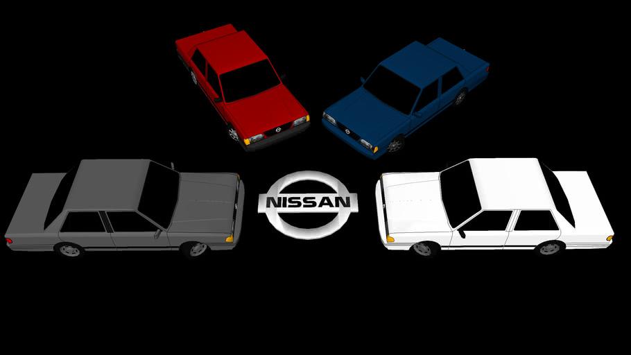 Nissan Tsuru, Buen camino, V16, ExSaloon...