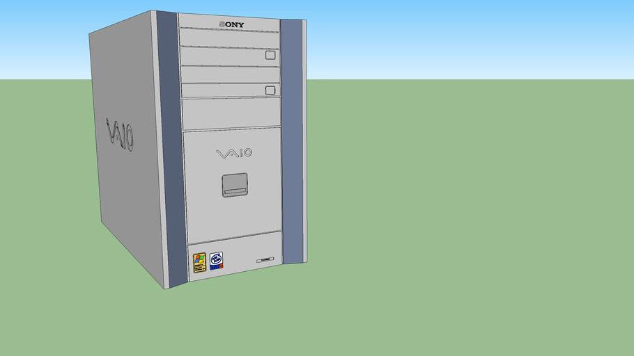 Sony Vaio PCV-R650 desktop computer