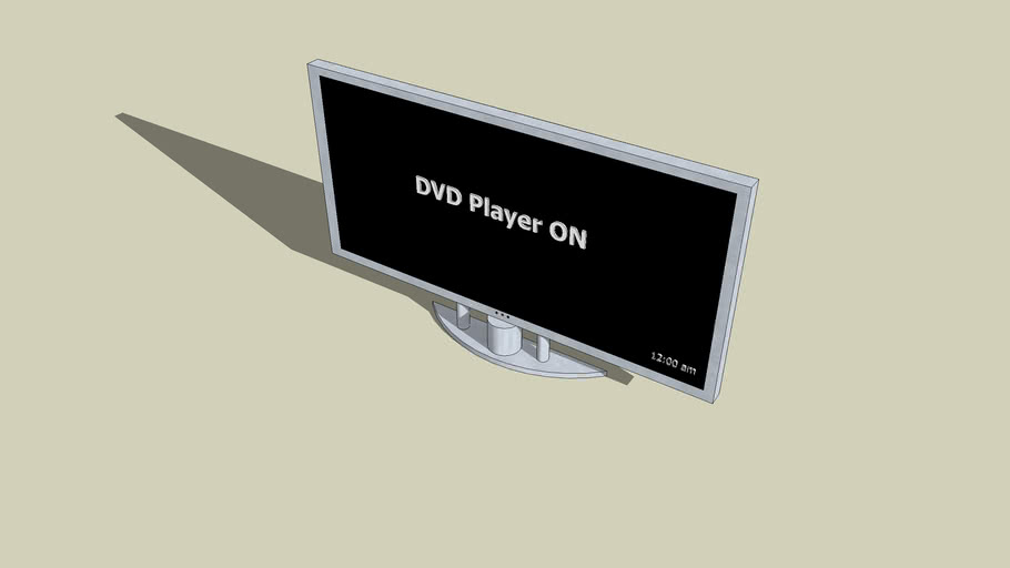 Geant LCD Screen