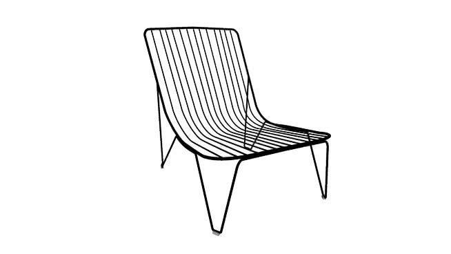 Isimar - Monaco Lounge chair