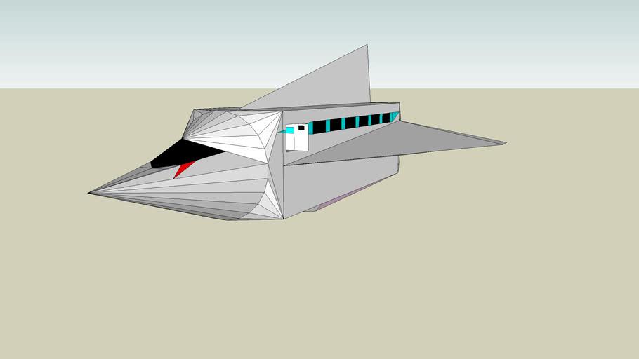 Trans Planetary Transport Shuttle