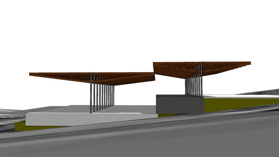 Proyecto de Polideportivo en Elviña