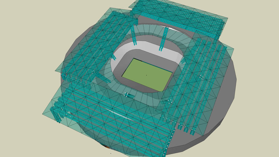 My Millennium Stadium Year-2000
