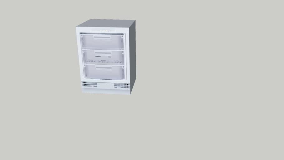 Siemens iQ500 built in freezer no door