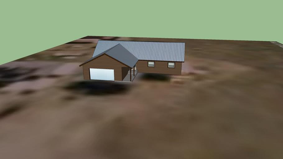 My house in Pagosa Springs Colorado