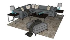 Chair & Sofas
