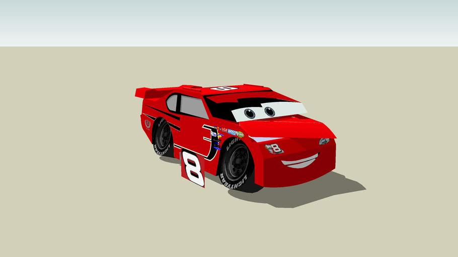 Dale Earnhardt Jr  Cars crash