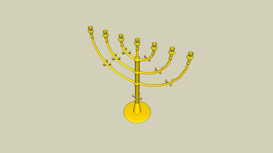 Le chandelier - Tabernacle