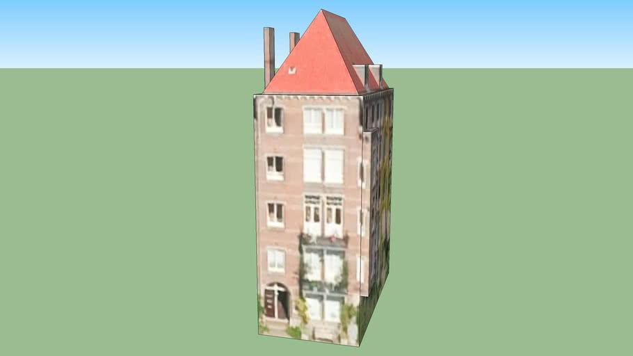Gebouw in 1092 AC Amsterdam, Nederland