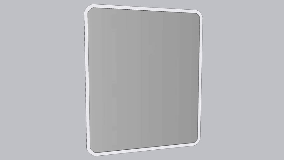Mirror rounded edges