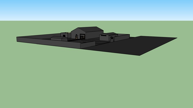 Stage II SVQ Warehouse 3D Project