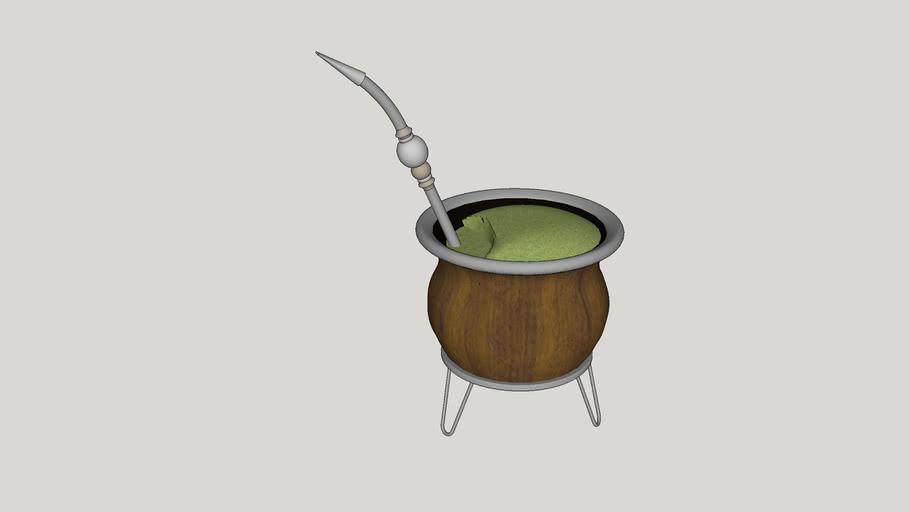 Utensílios de cozinha - Chimarrão