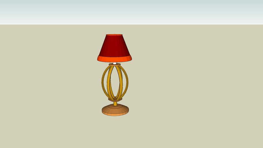 Curve Desk Lamp