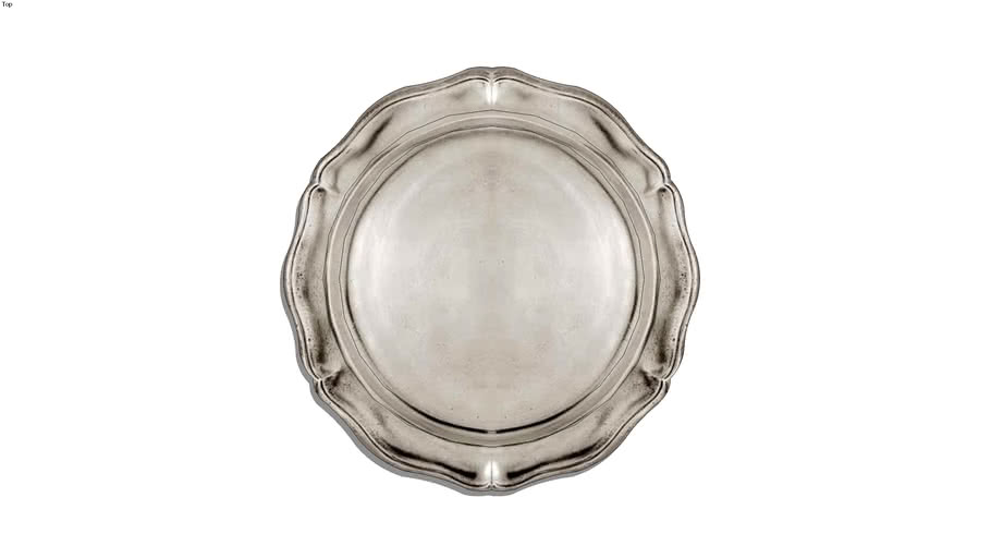 Silver Plate 1
