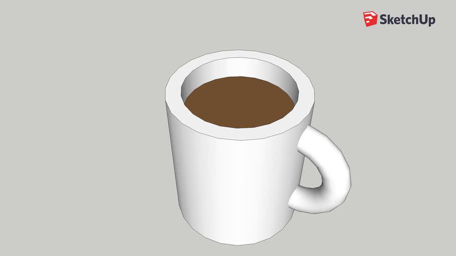 XXXL Coffee Mug, M Bath Tub, XS Wooden cup