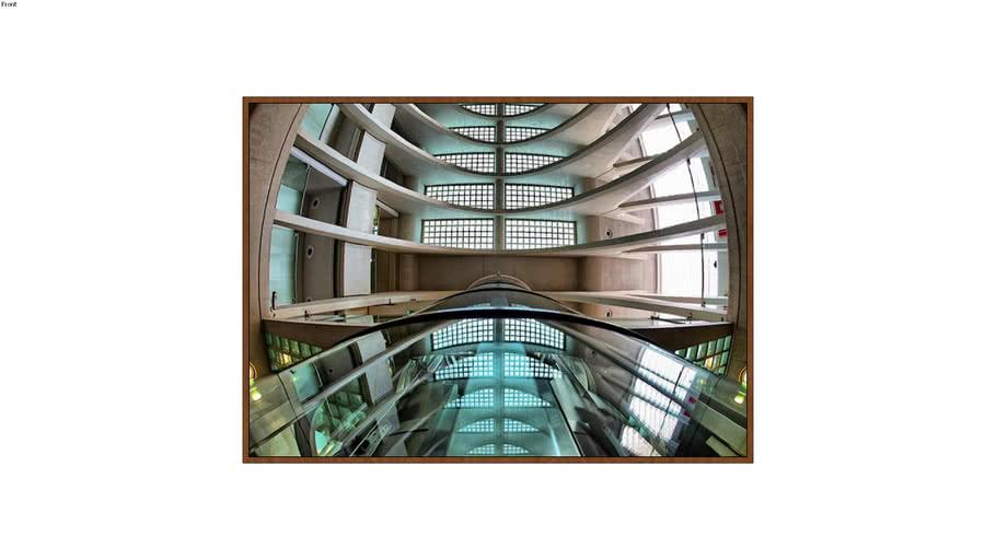 ARTIMAGE - Reflection - 213 x 153 cm