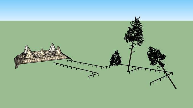 "sandburg für ahrenshoop, Strandsand, 25x25x6,5m, Ahrenshoop, Ostsee, 54°24'53.90""N,12°27'43.56""E"