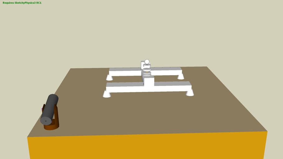SketchyPhysics3RC1 lookAt Controled Vehicle