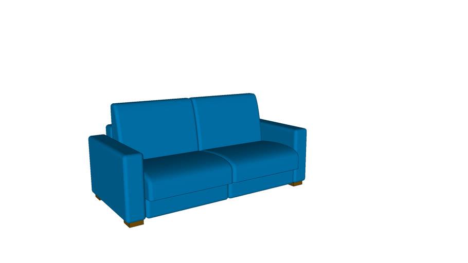 Ammenas Divano Letto Ikea.Canape Ikea Ammenas 3d Warehouse