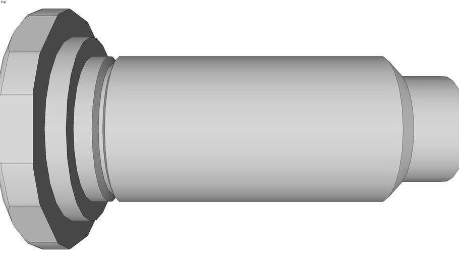 Einpress-Gewindebolzen mit Zentrieransatz
