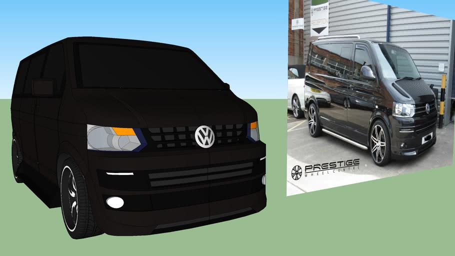 VW Caravella T5 (2014)