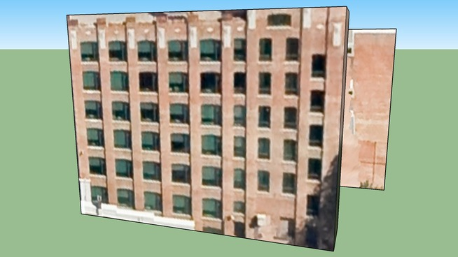 Budynek przy Toronto, Ontario, Kanada