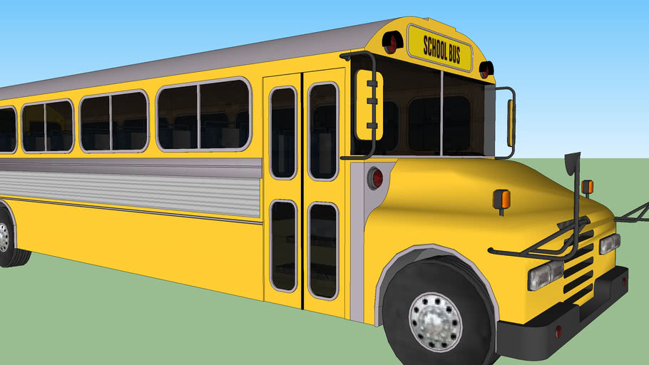New BlueBird (School Bus)