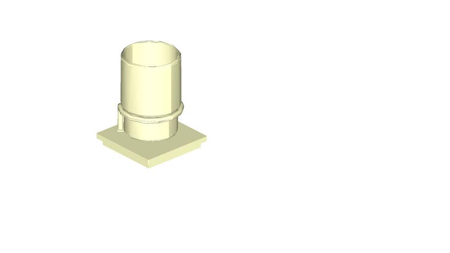 JUSTIME Freestanding Tumbler Holder_7801-34-80CP
