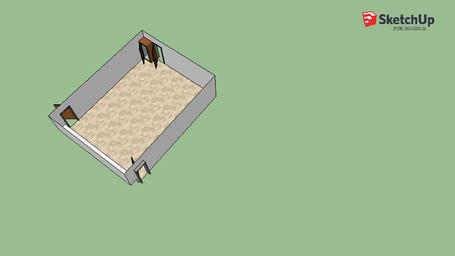 Marcus Holt - empty classroom