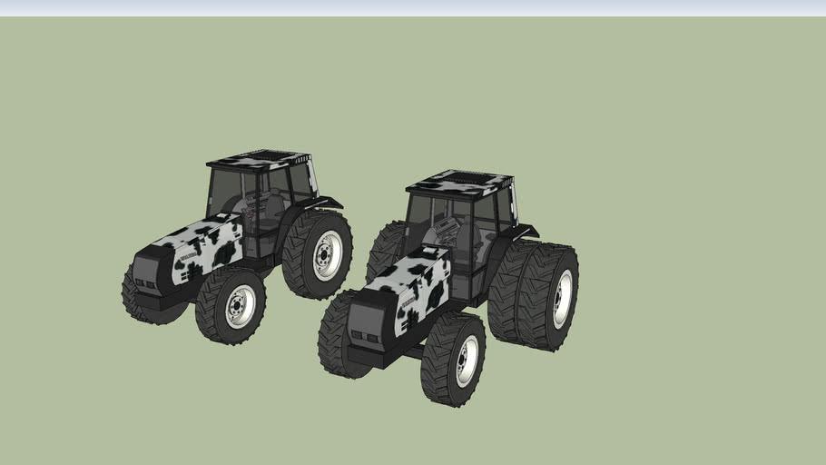 Valtra Holstein Tractor
