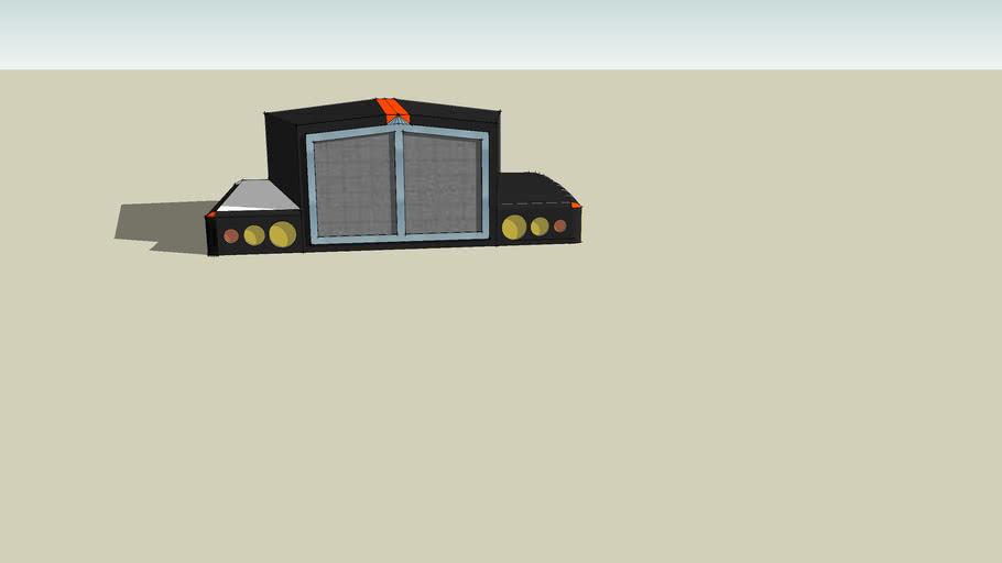 truck hood
