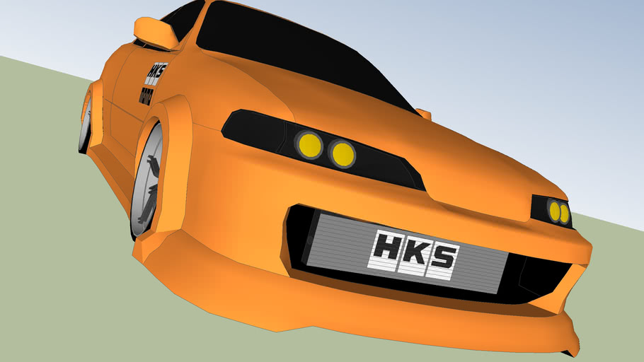 Custom Honda Integra