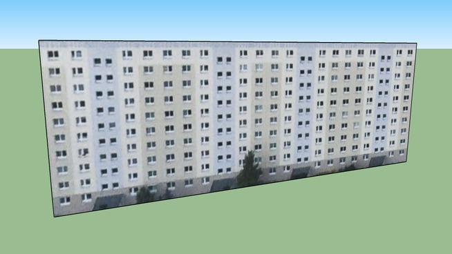 Building in Berlim, República Federal da Alemanha