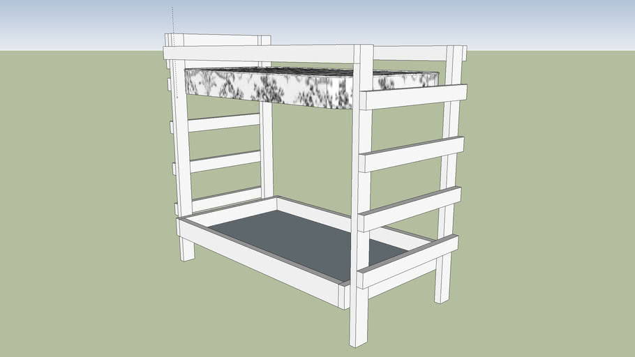 Bunk Bed 2x4 lumber