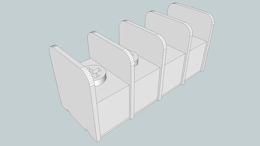 Barrier Style Terminal Blocks