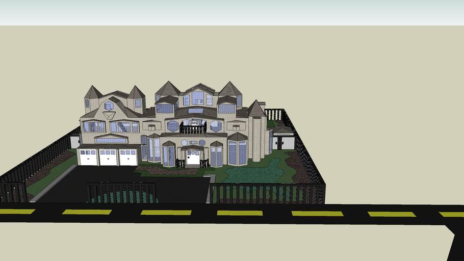 Design Mansion 3d Warehouse