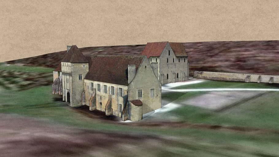 Chateau La corroirie du Liget