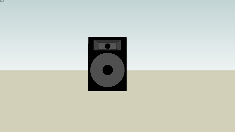 My Big Speaker