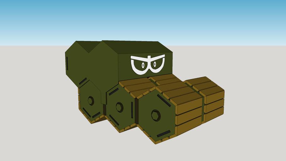 BaP Tank from Il était une fois... la vie