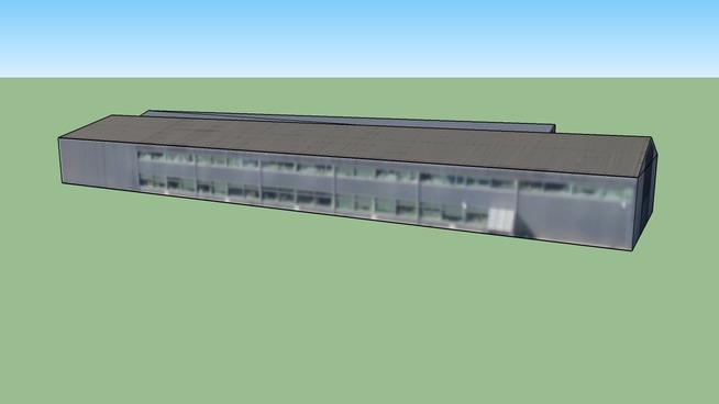 Bâtiment situé Aéroport Charles-de-Gaulle (CDG), 95700 Roissy-en-France, France