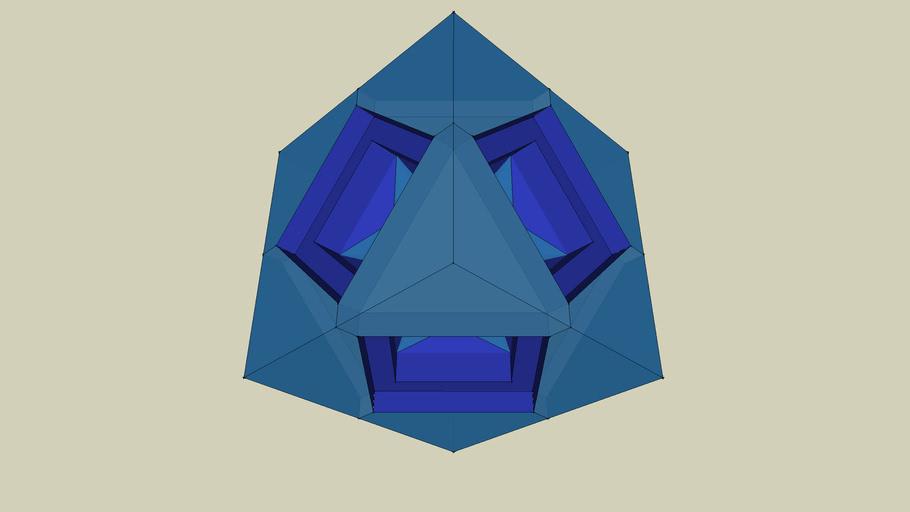 Glass Star Box