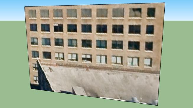 Bâtiment situé Toronto, ON, Canada