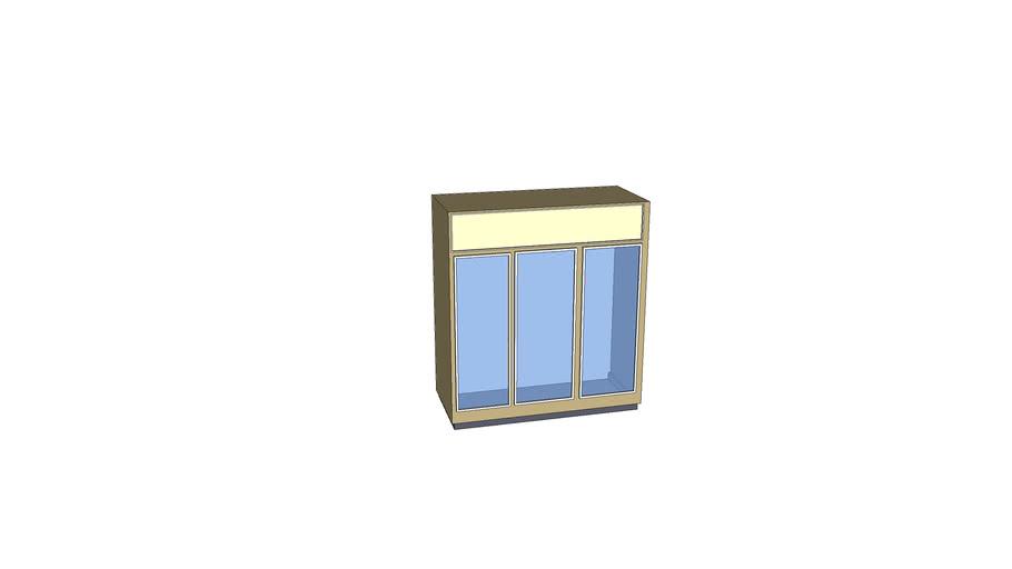 Glass Door Chileller