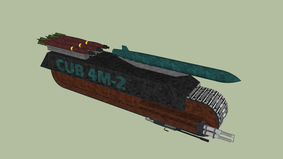 G.U.R.A.-Cub 4M-2