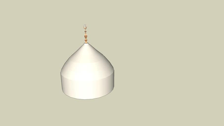 قبة مسجد