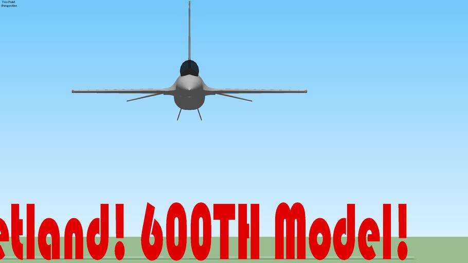 Jetland! 600TH Model! :D :D :D!!!