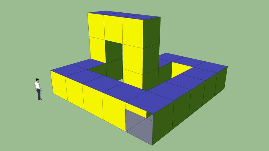Taller Moebius, uso del color